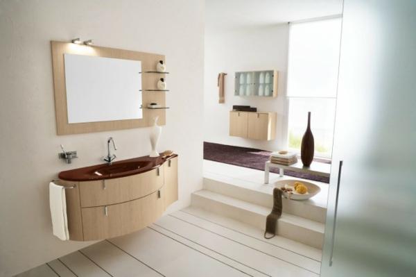 praktische Einrichtungsideen fürs Badezimmer schick