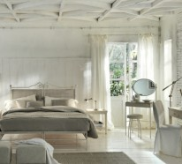schlafzimmer designs mit natürlichem flair