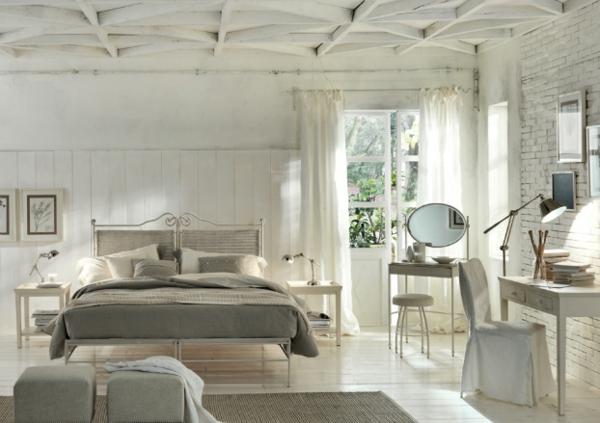 Schlafzimmer designs mit nat rlichem flair for Schlafzimmer mit schminktisch