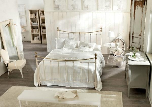 Wohnzimmer Romantisch Gestalten ~ Raum- Und Möbeldesign-inspiration Schlafzimmer Gestalten Romantisch