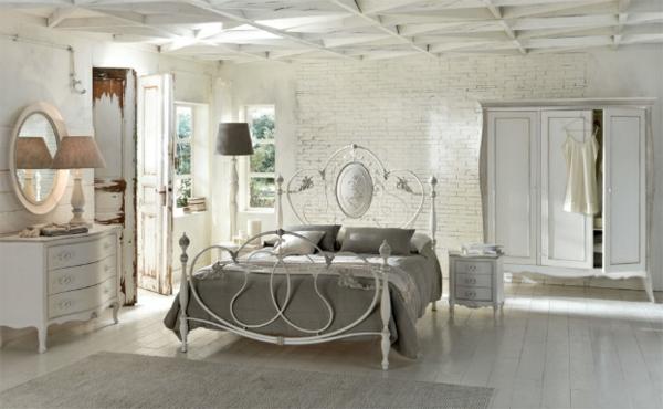 Schlafzimmer Gestalten Retro : Vintage Schlafzimmer Gestalten  schlafzimmer designs mit natürlichem
