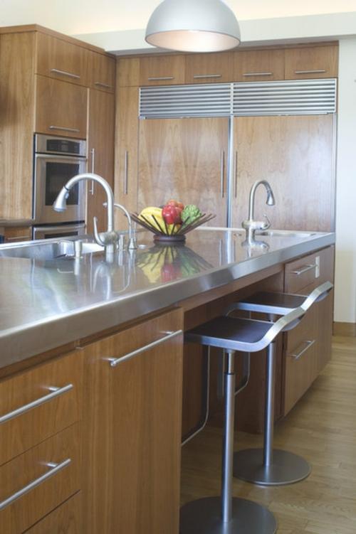 schnelle Renovierung zu Hause küche arbeitsplatte spülen