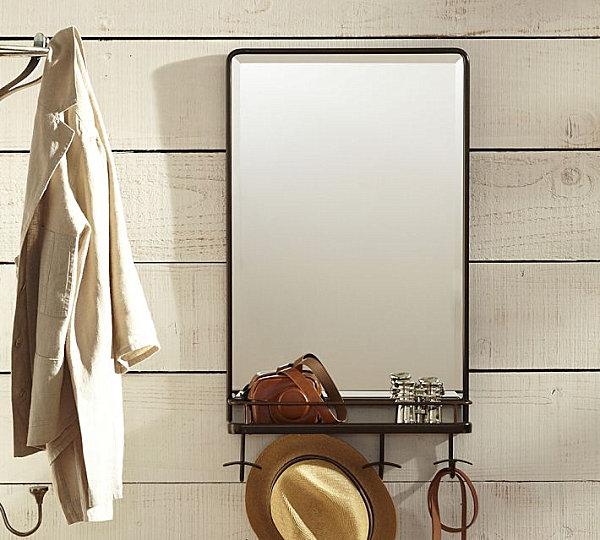 stilvolle wandspiegel f r ihr innendesign. Black Bedroom Furniture Sets. Home Design Ideas