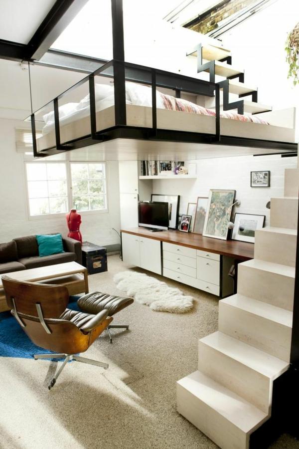 stilvolles londoner appartement drei ebenen