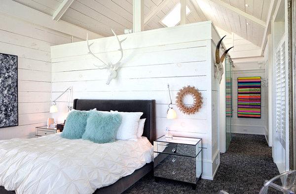 Interior design schlafzimmer  20 Wohntipps für strahlende Farben im Interior Design