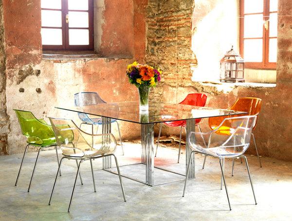 Beautiful Farbpsychologie Leuchtende Farben Interieur Design ...