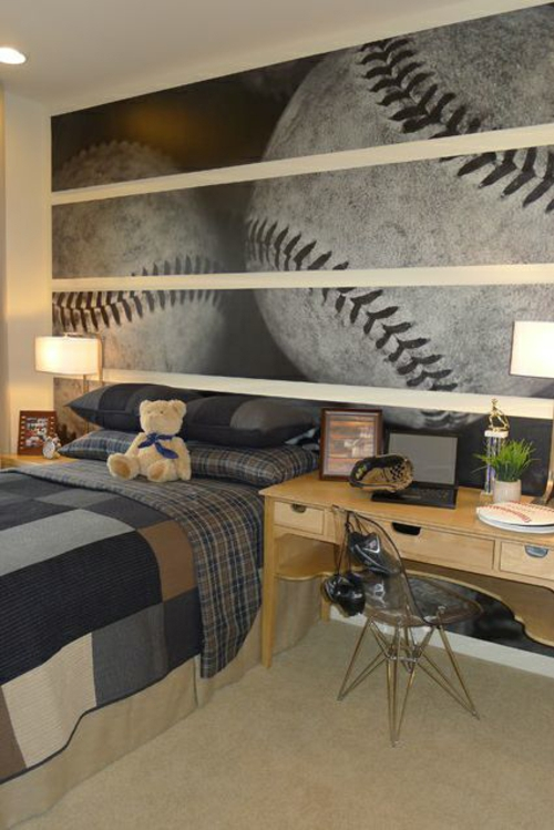 tolle einrichtungsideen f r jungenzimmer 20. Black Bedroom Furniture Sets. Home Design Ideas