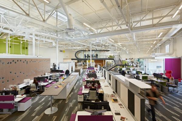 Ultra Moderne Gesch 228 Ftsstelle Von Blitz Design One Workplace
