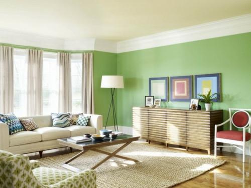 umweltfreundliche Reinigung für Ihr Haus frisch lebendig interieur
