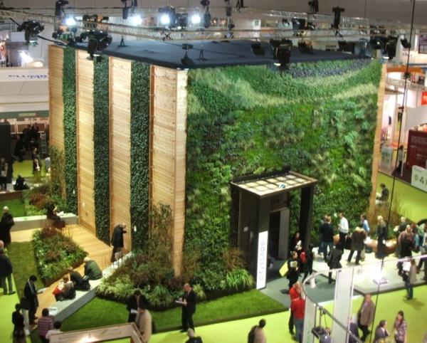 unglaubliche vertikale gärten nachhaltiges haus