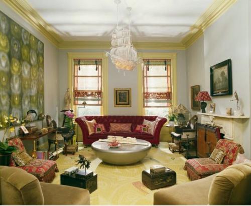 orientalisch zimmer einrichten ~ speyeder = verschiedene ideen, Wohnzimmer