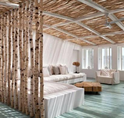 Wohnzimmer mit Strand Flair - 10 originelle Einrichtungsideen