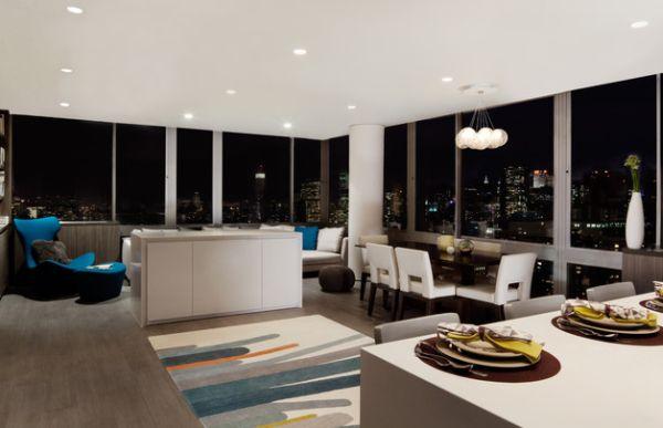 wundersch ne einrichtung mit laminat 100 jahre formica. Black Bedroom Furniture Sets. Home Design Ideas
