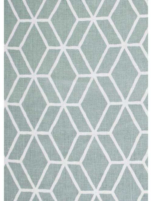 Moderne Stoffe 20 blau weiß gemusterte dekostoffe ideal geeignet für ein cottage