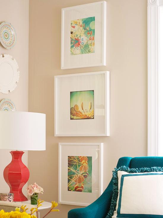 Coole Wohntipps Wohnzimmer Dekoration tischlampe weiß lampenschirm