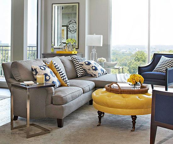 Coole praktische Wohnzimmer Designs - interessante Einrichtungsideen