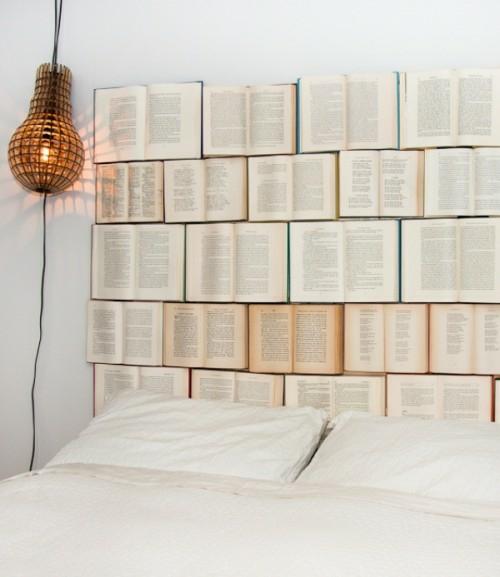 Bilderrahmen vintage selber machen  38 kreative Ideen für DIY Vintage Kopfteil für Ihr Bett