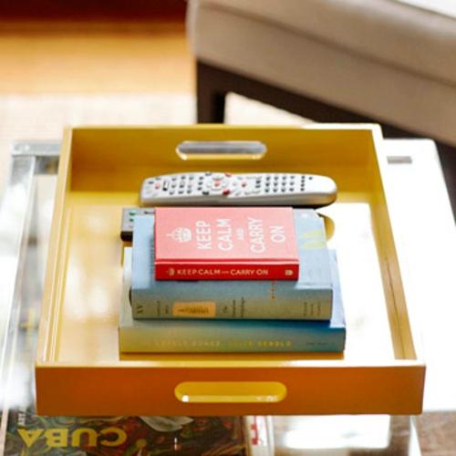 wohnzimmer neu gestalten farbe:Gegenüberstellung: Ein gelber Faden ...