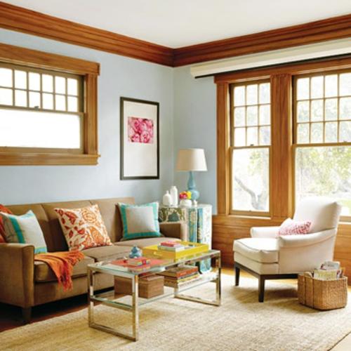 das wohnzimmer neu gestalten - möbel, designs und einrichtungsideen, Deko ideen