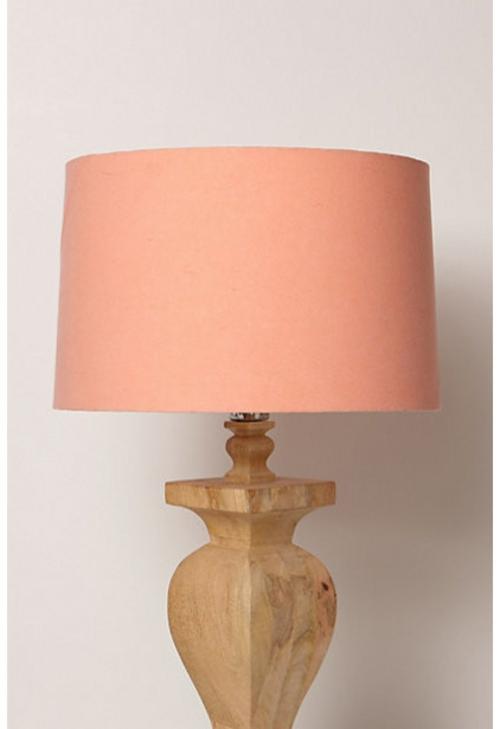 Deko Ideen und Möbel fürs Kinderzimmer nachttischlampe orange lampenschirm