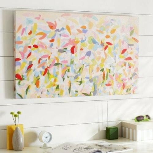 Kinderzimmer wanddekoration  Deko Ideen und Möbel fürs Kinderzimmer Ihrer Tochter
