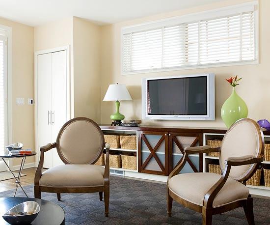 Wohnzimmer Fernseher Größe: Luxus wohnzimmer 81 verblüffende ...