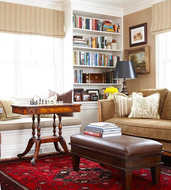 Einrichtungsideen fürs Wohnzimmer - moderne Deko