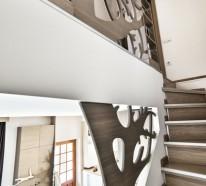 Extravagantes Apartment mit maßgefertigtem Interior Design in Budapest