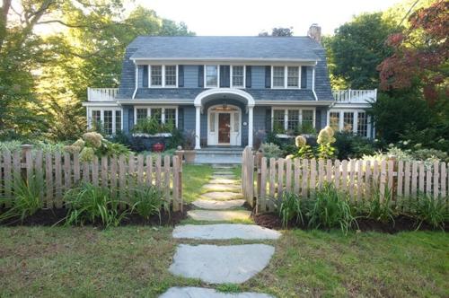 Gem tliches zuhause gestalten oder wie man sich for Garteneingang gestalten