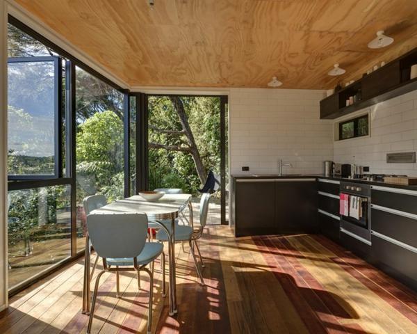 Herrliche Residenz mit differenzierten Wohnflächen esszimmer holz einrichtung