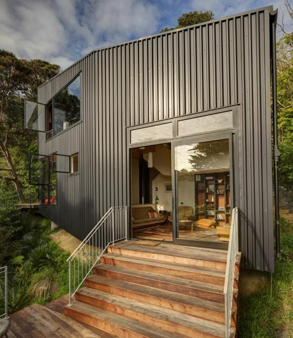 Herrliche Residenz mit differenzierten Wohnflächen treppe holz