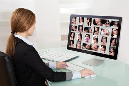 arbeiten im büro einrichtung design modern dekoelemente gemütlich