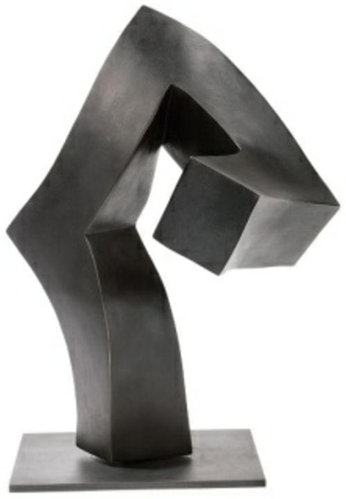 Design : Moderne Skulpturen Wohnzimmer ~ Inspirierende Bilder Von ... Deko Edelstahl Wohnzimmer
