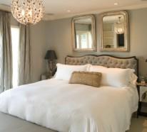Kronleuchter im Schlafzimmer – Das ultimative Nachtlicht