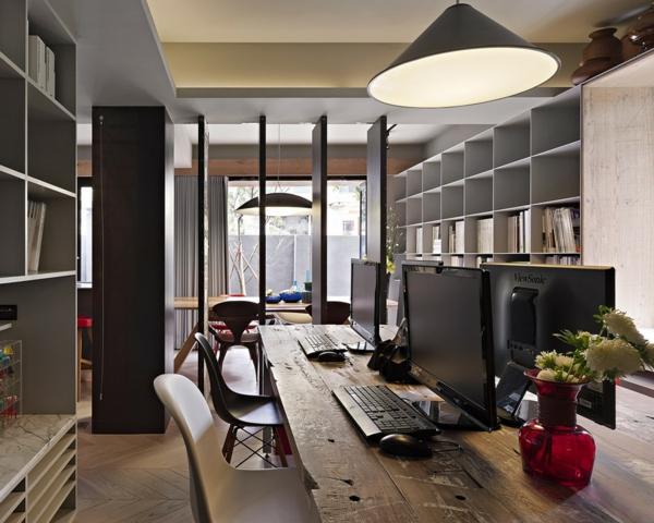 Schönes Apartment mit großartiger Wohnfläche bürobereich design