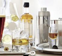 Erheben Sie das Glas! – Schicke Hausbar Ideen für Ihr Zuhause
