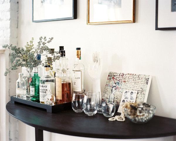 Erheben sie das glas schicke hausbar ideen f r ihr zuhause - Hausbar ideen ...