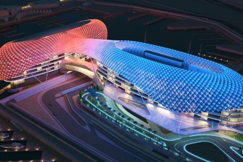 Architektur und Sport - die 10 schönsten Stadien und Sportstätten