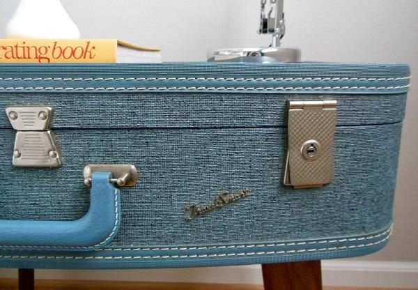 Trendy Möbel aus alten Koffern zum Selbermachen eigenartig design