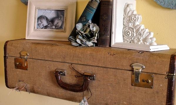 Trendy Möbel Aus Alten Koffern Zum Selbermachen