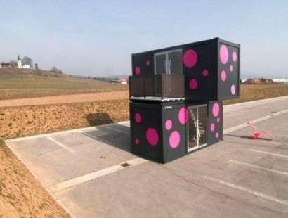 30 inspirierende Container Häuser - Containerverschiffung Designs