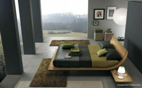 24 außergewöhnliche schlafzimmer designs, Hause deko