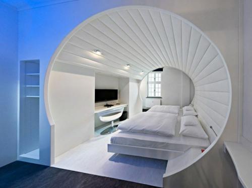 Schon Ausergewohnliche Schlafzimmer Ideen Hervorragend 40 Außergewöhnliche Betten  Als Originelle Accessoires Zu Hause, Schlafzimmer Entwurf .