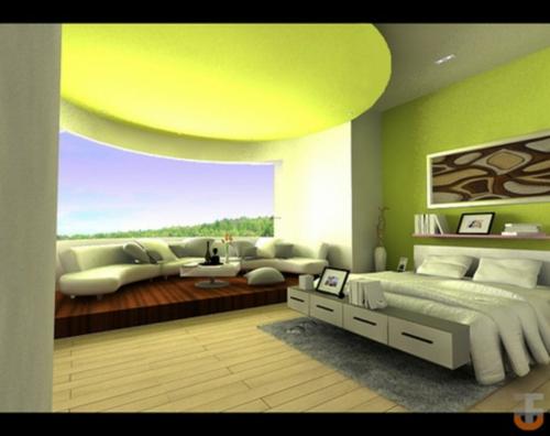 Außergewöhnliche Schlafzimmer Designs - Aubergewohnliche schlafzimmer