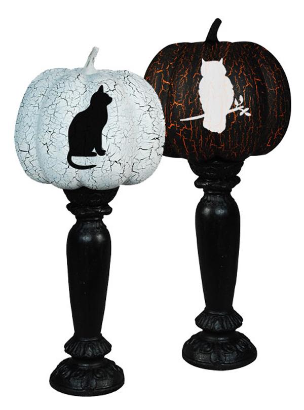 30 coole wohnideen f r halloween dekoration. Black Bedroom Furniture Sets. Home Design Ideas