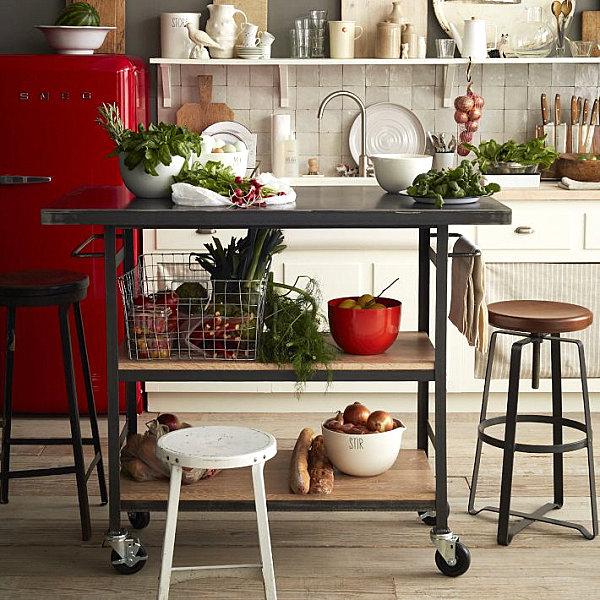 Coole Aufbewahrung Ideen für Ihre Küche - Platz sparen mit Stil