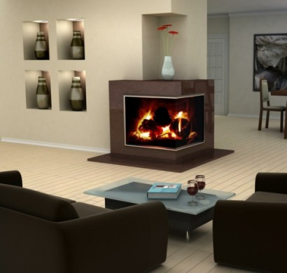 coole deko ideen f r kamine eigenartige designs. Black Bedroom Furniture Sets. Home Design Ideas