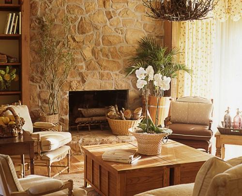 wohnzimmer ideen : wohnzimmer ideen mit holz ~ inspirierende ... - Holz Dekoration Wohnzimmer