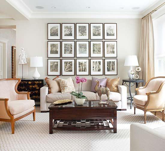 dekorieren sie mit grau - die universelle farbe für jeden geschmack, Moderne deko