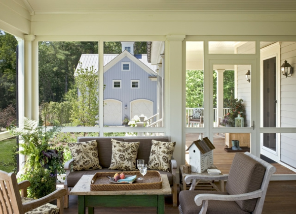 den vorgarten neu gestalten pavillon atmosphäre